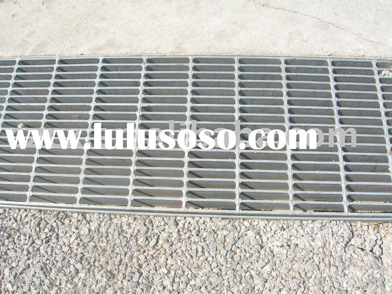Trench Drain Grating Cover Trench Drain Grating Cover