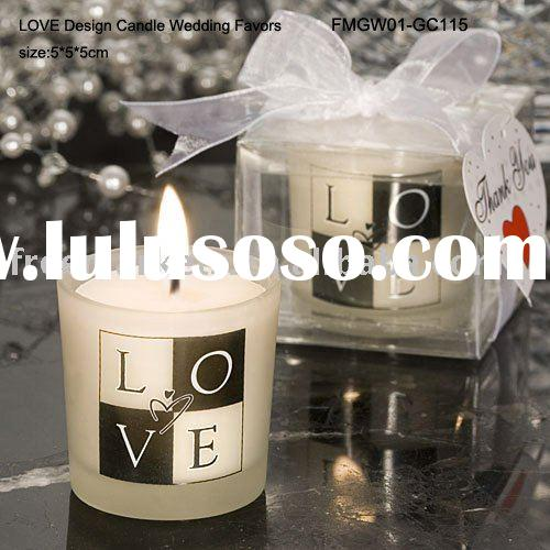 wedding candles,Love design candles,decorative candles
