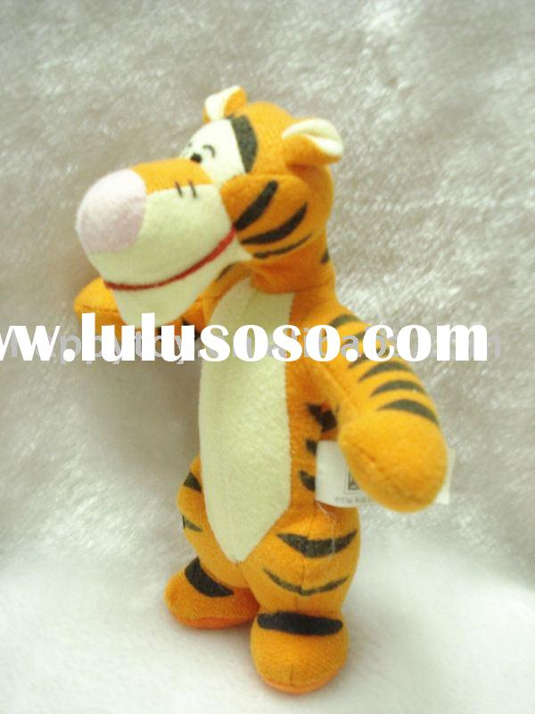 winne pooh bear tiger plush toy/stuffed animal/stuffed plush toy