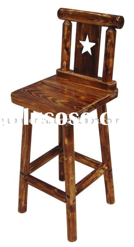 Outdoor Wooden Bar Stool Plans