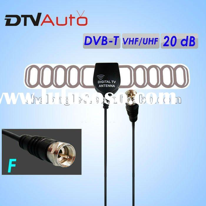 year-end promotion DVB-T car antenna amplifier