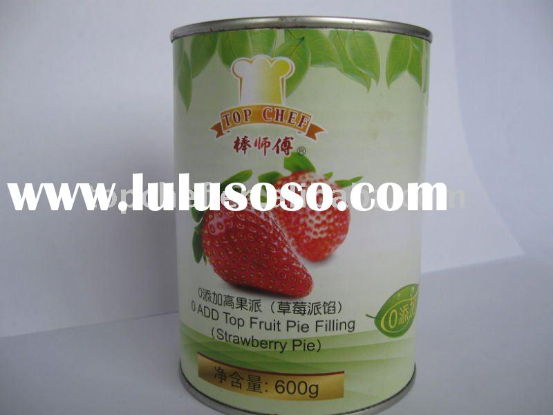 0 ADD Top Fruit Pie Filling (Strawberry Pie)(New)