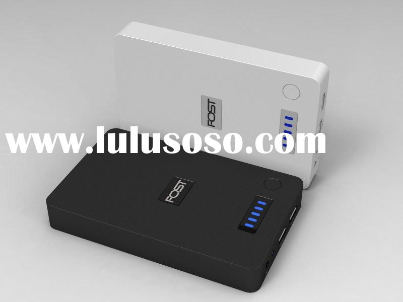 10000mah External Power Bank Portable Battery Charger with Two Output