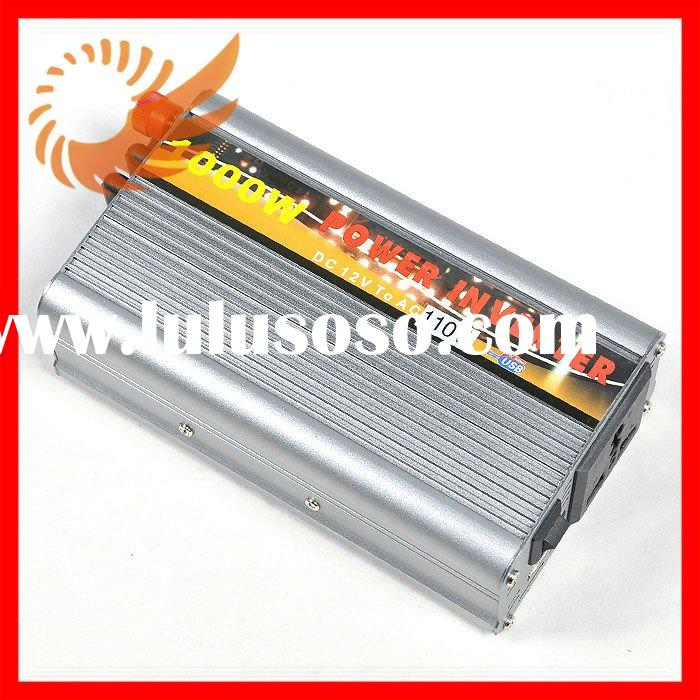 1000W 110V DC to AC Car Auto Mobile Power Inverter Modified Sine Wave 110V 1000W power Inverter [CR1