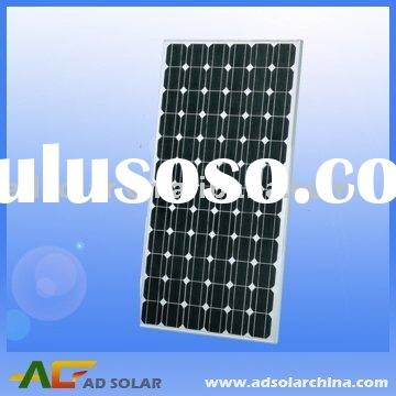 100W solar cell panels
