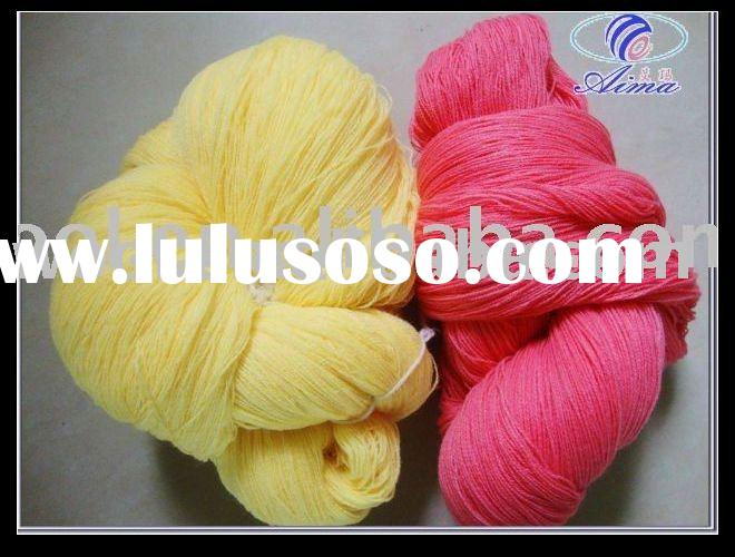 100% acrylic yarn / 2/28nm/High Bulk/Spun Knitting Yarns