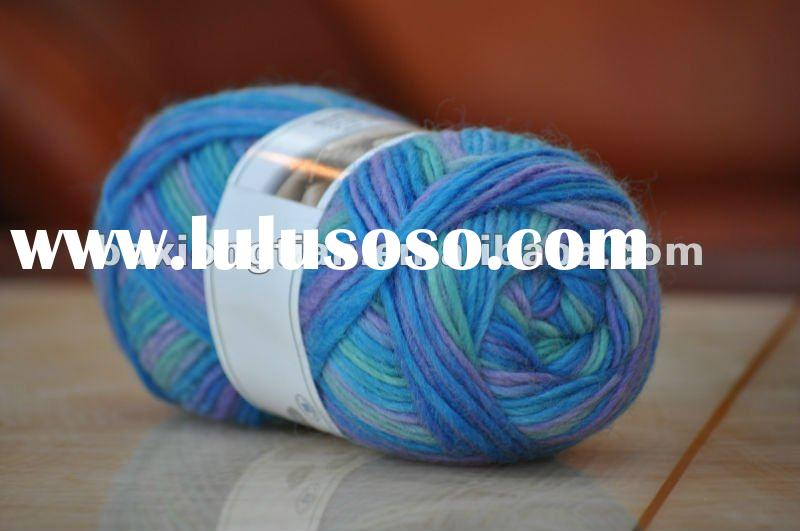 100% pure wool yarn,hand knitting wool yarn