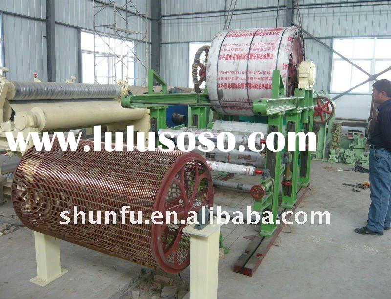 1092type toilet paper making machinery, toilet paper machine