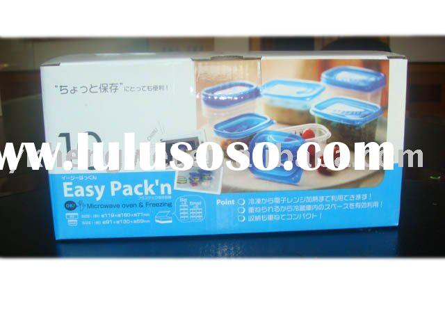10pc/20pc disposable plastic food container