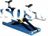 1100 LB HYDRAULIC MOTORCYCLE LIFT TABLE JACK STAND