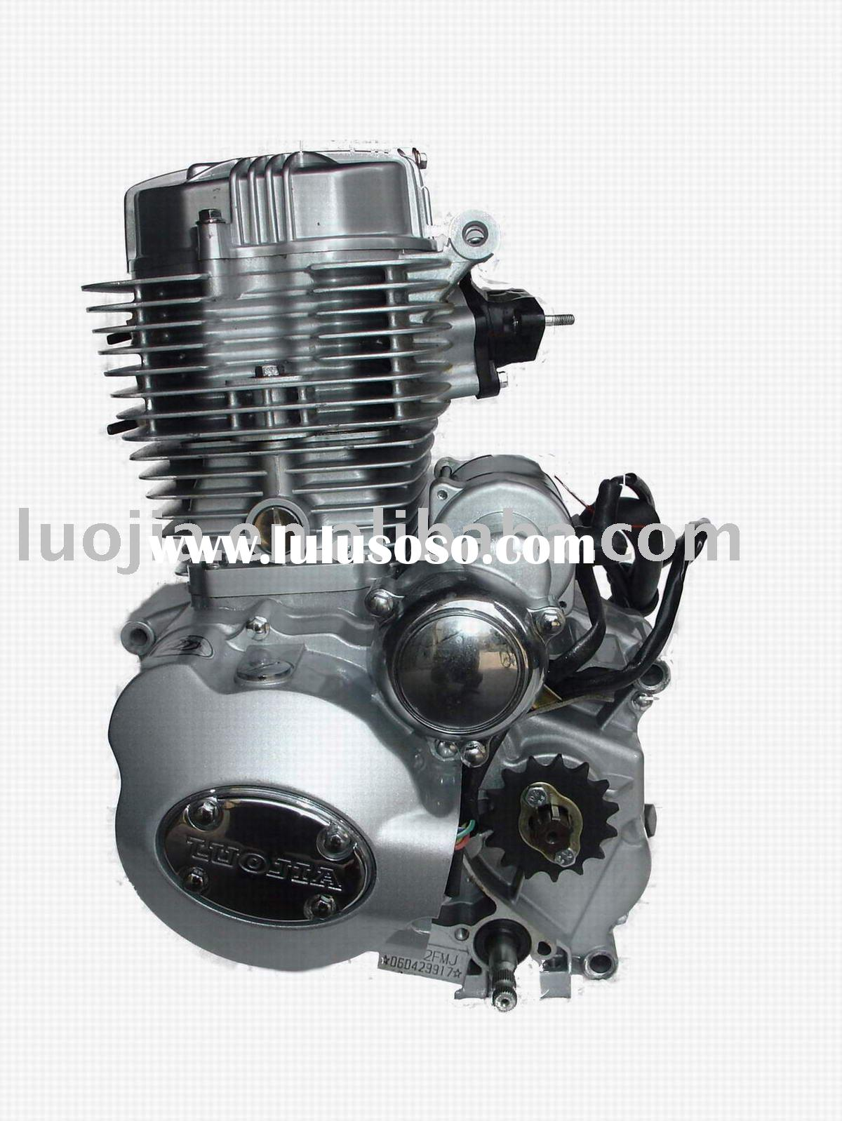 125cc CG125 Vertical 4 stroke ATV Engine