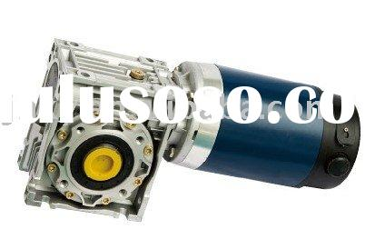 12V DC Gear Motor With Worm Gearhead