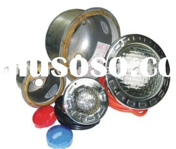 12W RGB color changing underwater light,Stainless Steel Niche Underwater Light,pool led light