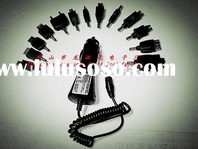 13 in 1 multi mobile phone car charger