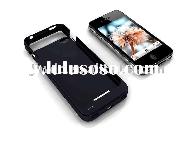 1600mAH External Rechargeable Portable Battery Charger for IPHONE4G -China TOP leader mobile accesso