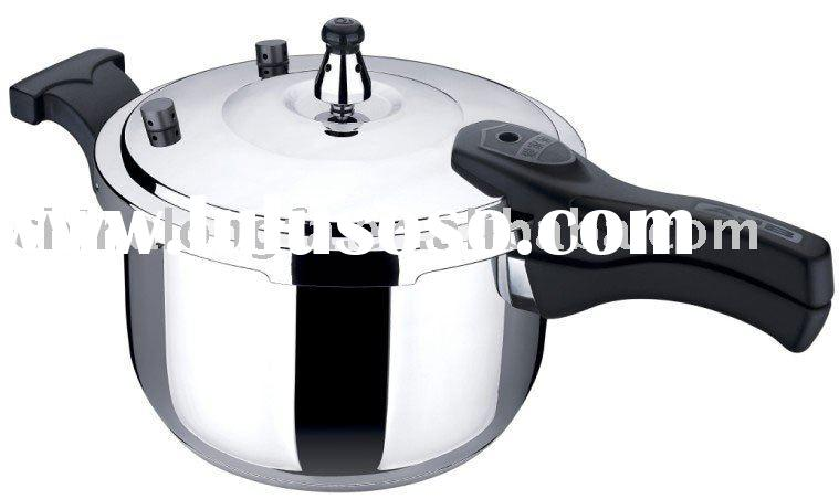 18/8. stainless steel Pressure cooker