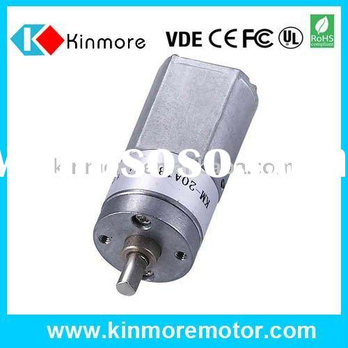 195:1 6V small DC Gear Motor with Dia 4mm Inline Shaft