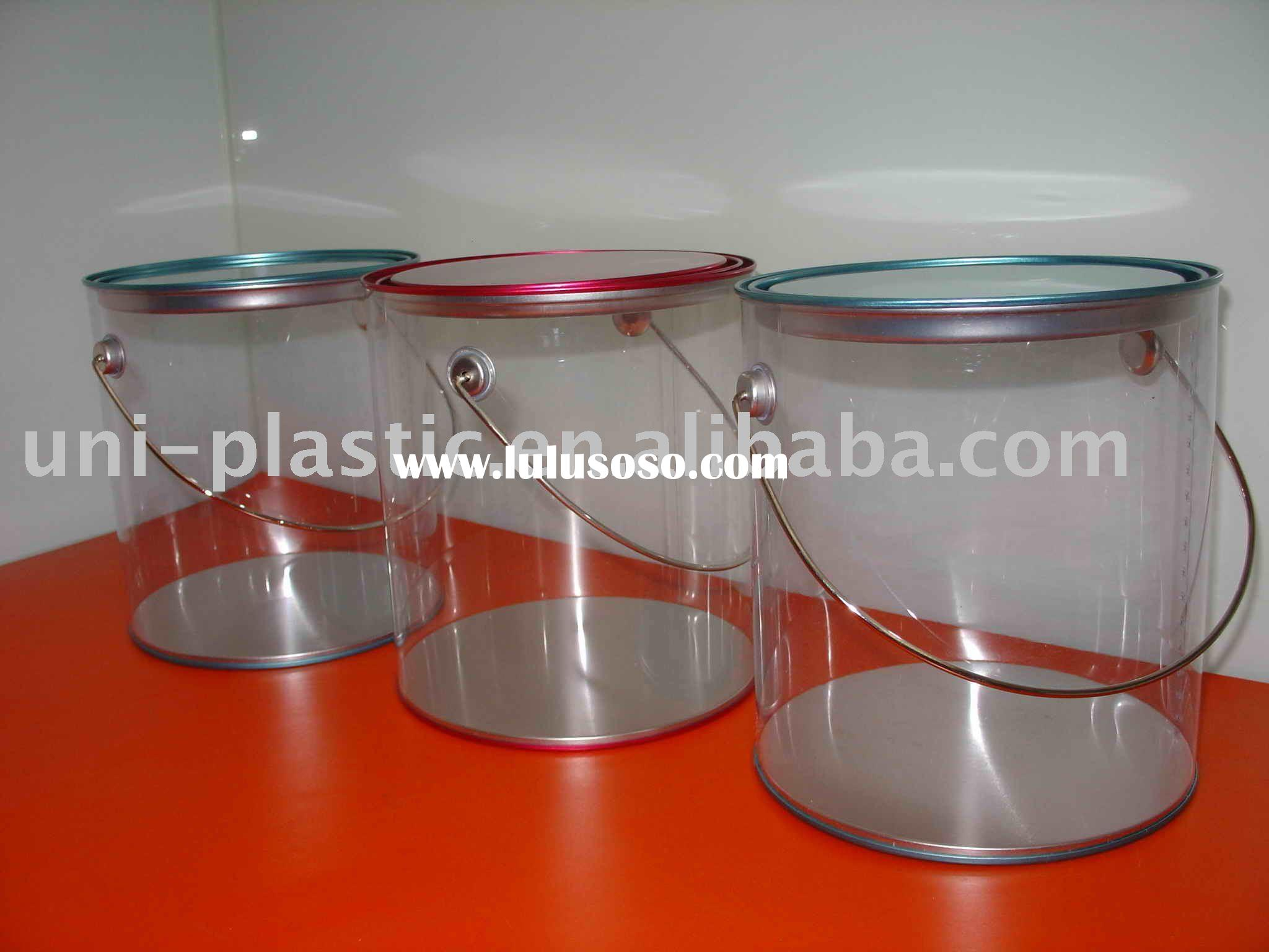 1 gallon clear plastic container 1 gallon clear plastic for 1 gallon clear plastic paint cans