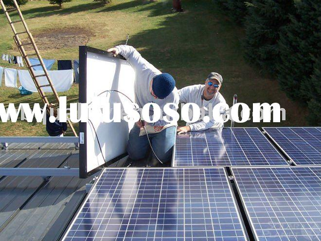 2000w low price solar panels for home use