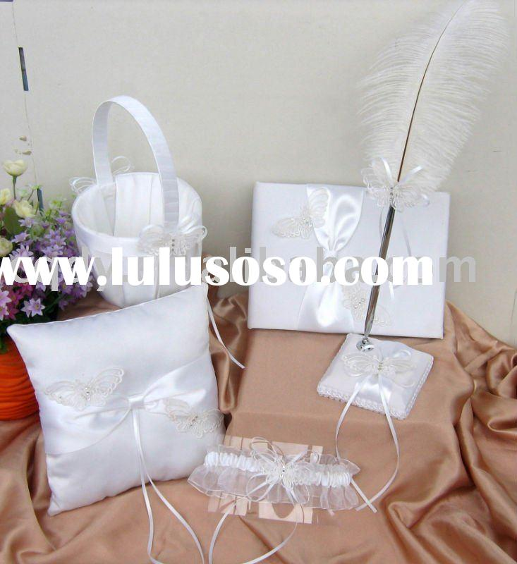 2011Romantic Wedding decoration/wedding supplies/satin wedding accessory