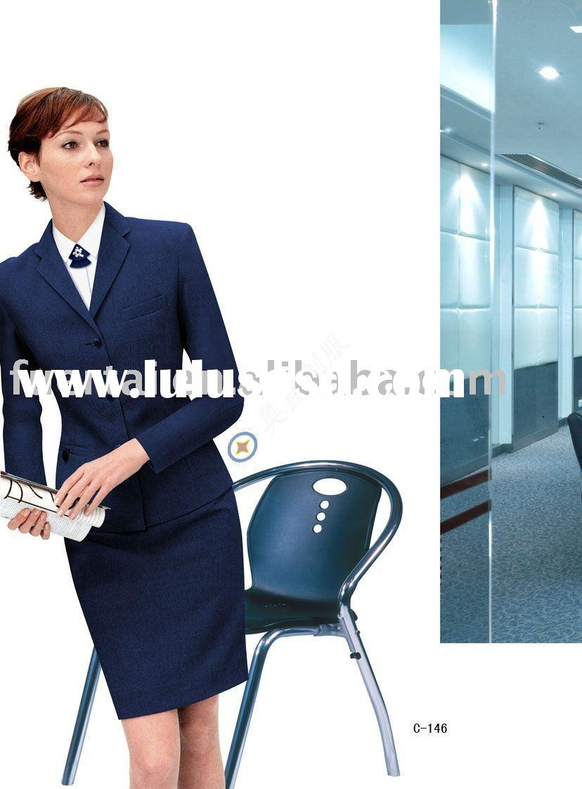 2011/12 Popular Fashion Ladies Office Uniform