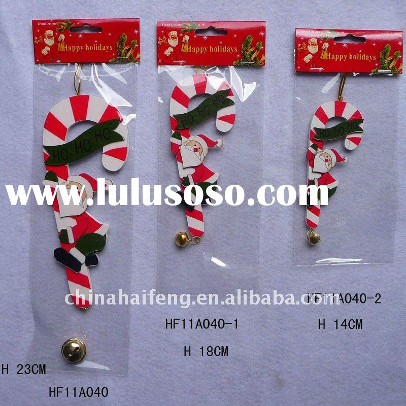 2011 Christmas Decoration Hanging Santa Claus