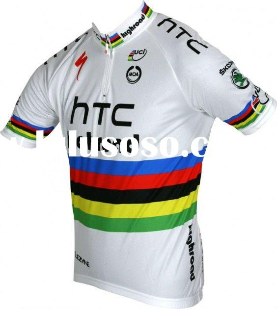 2011 HTC-highroad World Champion cycling Jersey