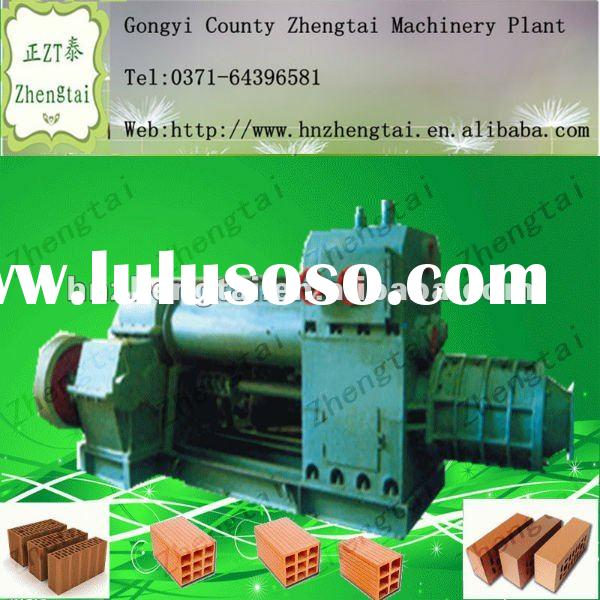 2011 Hot sale in India!!! clay making machine/block making plant/automatic soil brick making machine