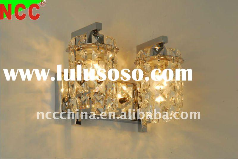 2011 Modern cheap crystal wall lamp&light 0149