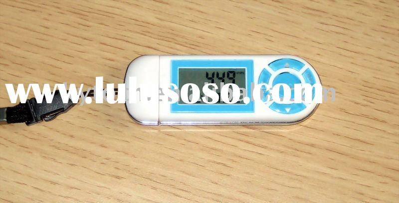2011 New Arrival USB 3D Pedometer(PDM-2608)Similar With Omron Peodmeter