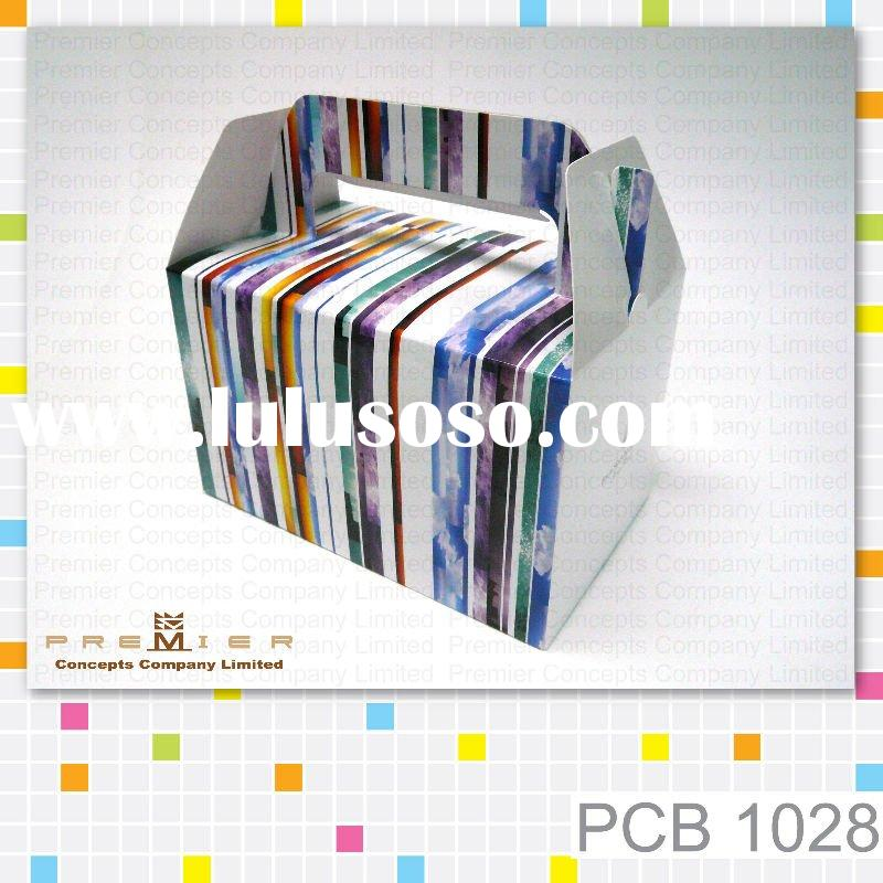 2011 New Design Paper Gift Box For ( Packaging, Chocolate, Moon Cake, Cosmetic, Christmas, Wedding,