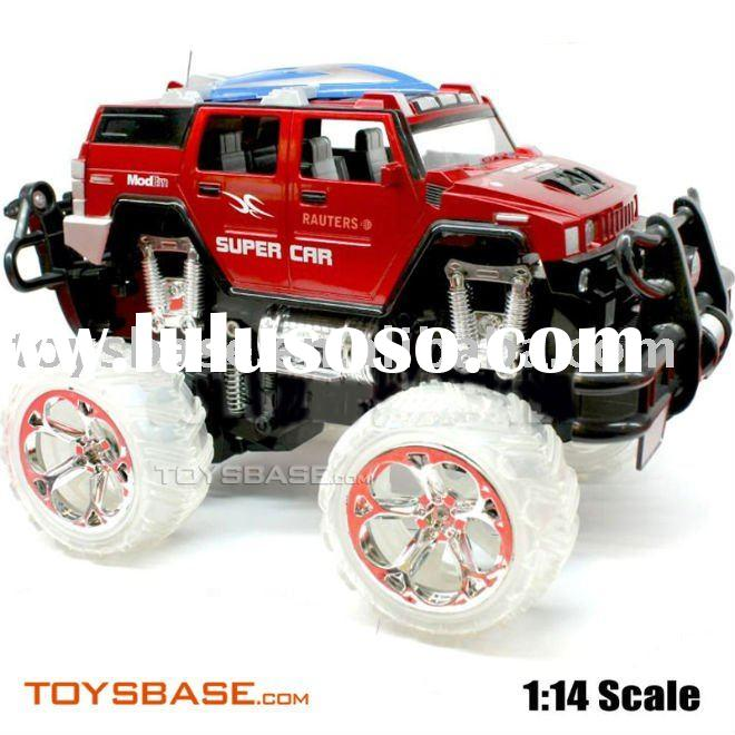 2011 Newest Stunt 1:14 Radio Remote Control Car