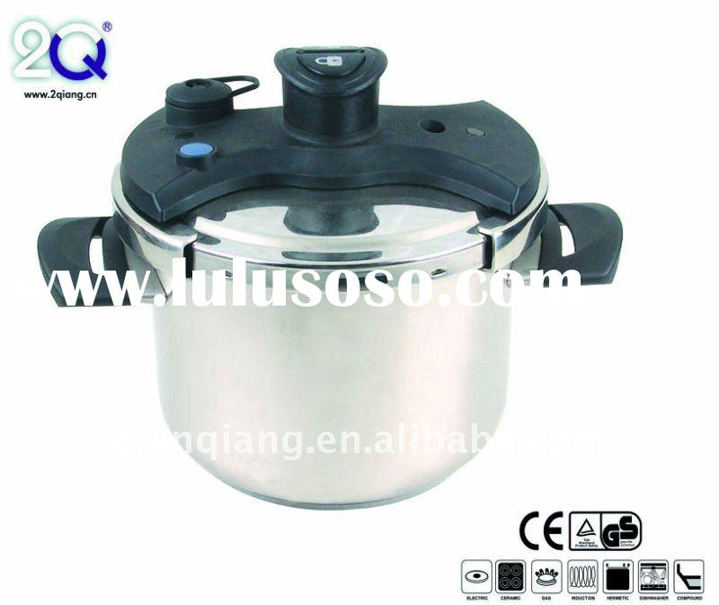2011 Newest Style Stainless Steel Pressure Cookware