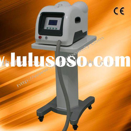 2011 Professional EO Q-switched 1J Nd: YAG laser Tattoo Removal and Pigment Removal Skin Care System