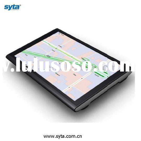 2011 Super seller 7 inch car GPS navigation system /Windows CE 5.0/Android 2.2