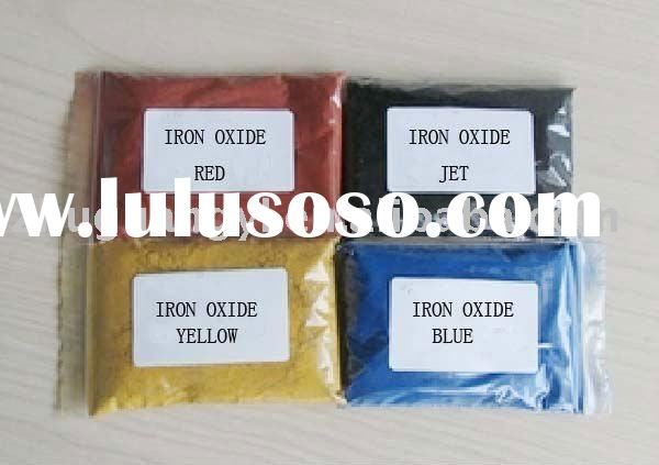 2011 hot sale iron oxide