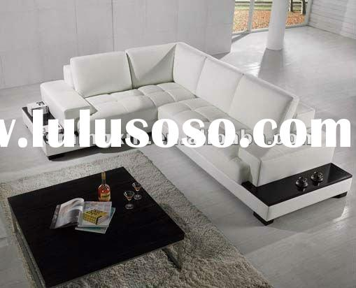 2011 leather sofa design living room furniture sets MX-9043