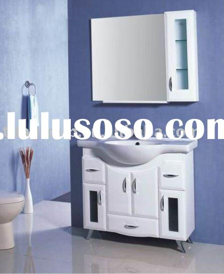 2011 modern Bathroom sink base cabinets