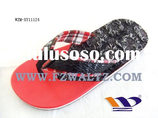 2011 new design men's fashion sports shoes flip flop, slipper,sandal