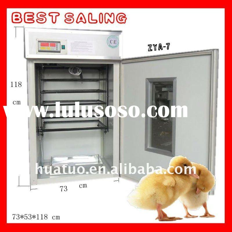 2012 Best Selling Automatic Parrot Incubator Egg (ZYA-7)