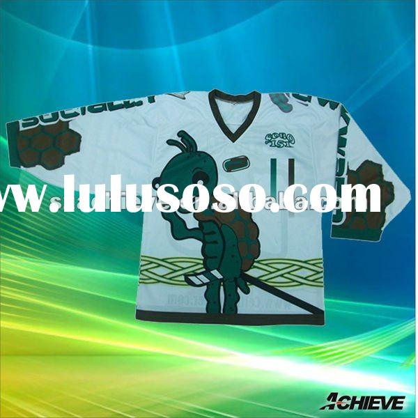 2012 CUSTOM ICE HOCKEY JERSEYS