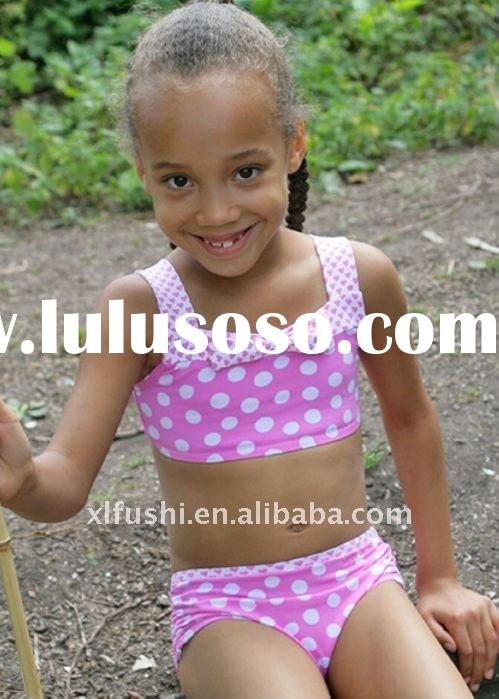 2012 Hot Girl Swimwear Child Swimwear