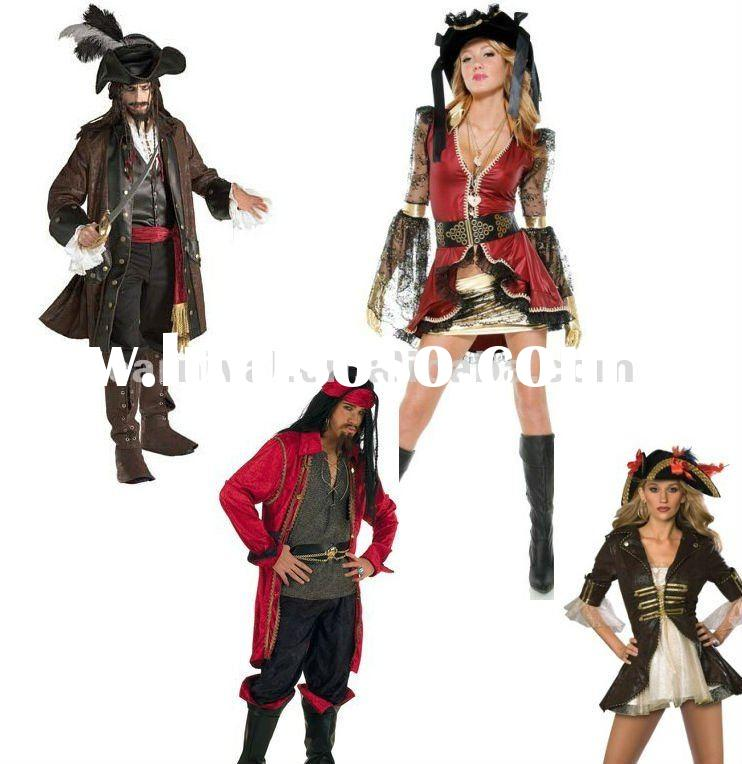 2012 New Pirates Fancy Dress Costumes (BSMC-0901)