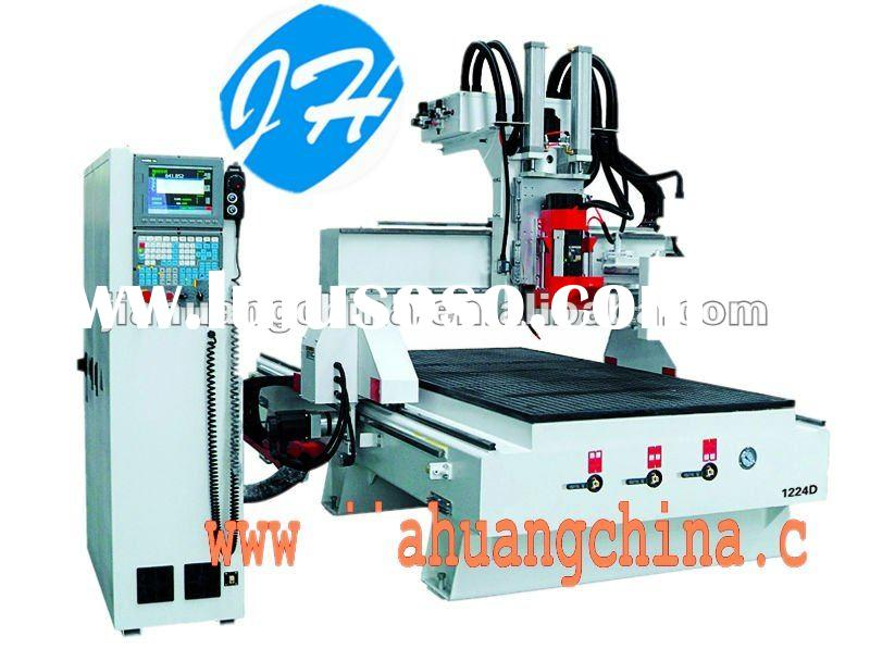2012 Newest JH CNC router 1224cnc woodworking carving machine