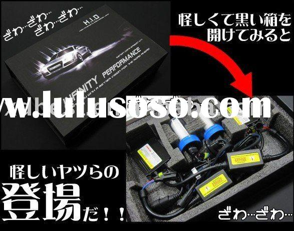 2012 Newest slim HID xenon kit