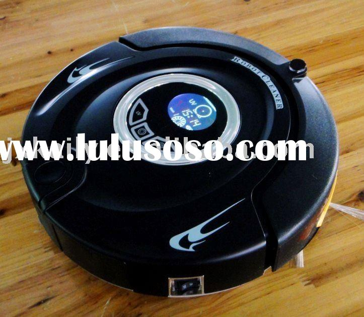 2012 Newestly Intelligent Robot Vacuum Cleaner
