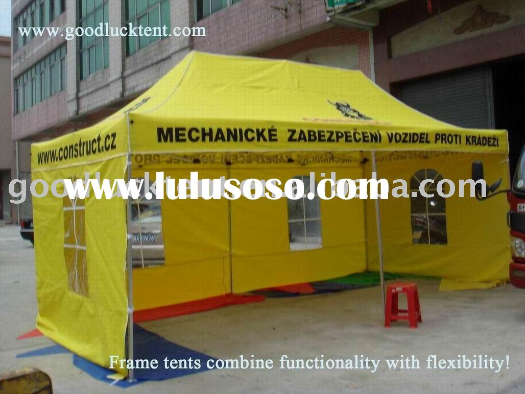 2012 high quality and waterproof advertising tent with side wall business tent & business advertising tent | LuLuSoSo.com