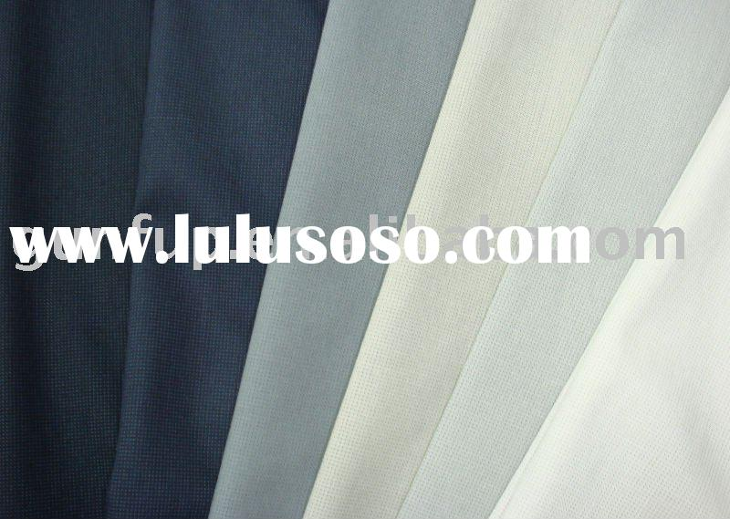 2012 newest style cotton polyester fabric, trousers fabric