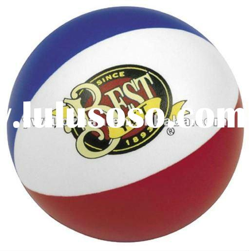 2012novel Stunning promotional pvc inflatable beach ball, good printing inflatable ball,air toy