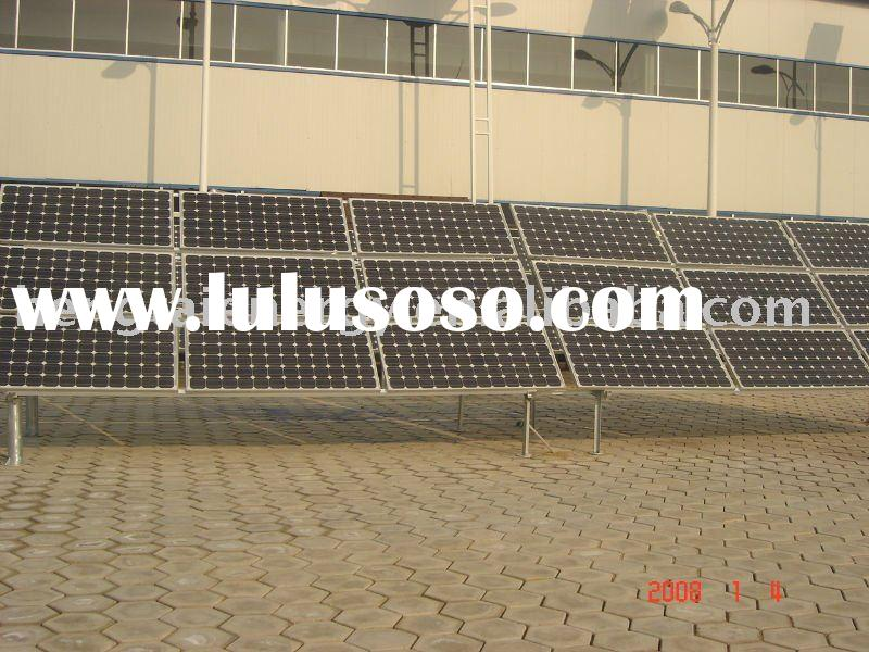 20KW off grid solar system, solar energy to generate electricity system,